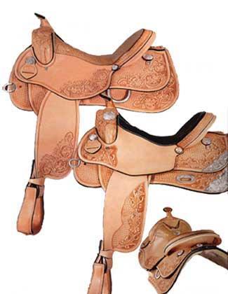 Circle R Saddlery ~ Rocking R Saddles